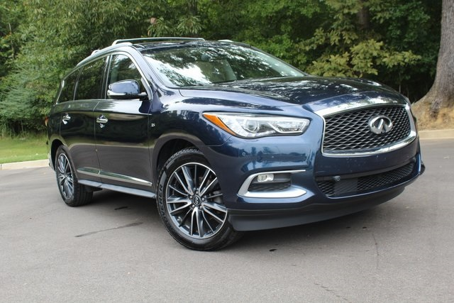 Certified Pre-Owned 2016 INFINITI QX60 DELUXE TECHNOLOGY