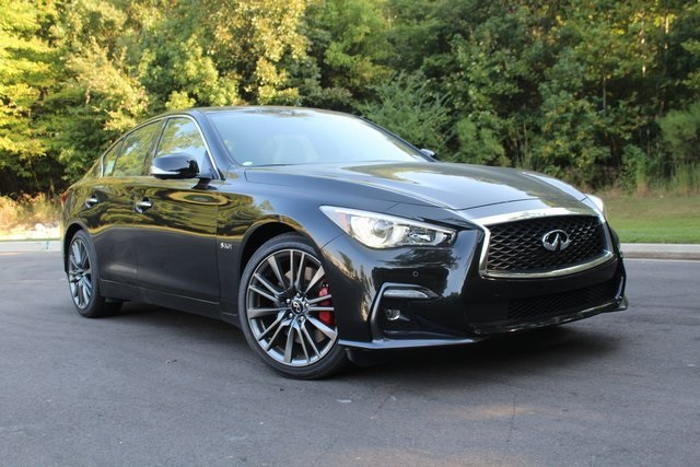 new 2019 infiniti q50 red sport 400 awd sedan in memphis q505163t infiniti of memphis. Black Bedroom Furniture Sets. Home Design Ideas